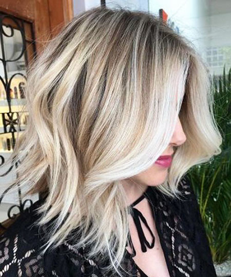Gorgeous-Hairstyle Popular Short Blonde Hair 2019