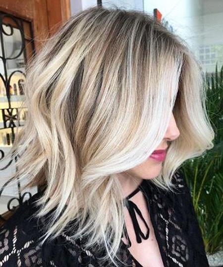 Gorgeous-Hairstyle Popular Short Blonde Hair 2019