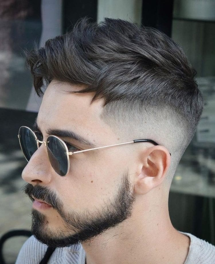 High-Skin-Fade-Undercut Stylish Undercut Hairstyle Variations in 2019: A Complete Guide