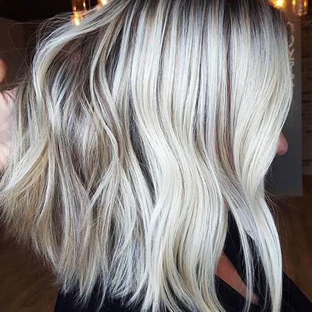 Popular-Bob-Blonde-Hair-Color New Bob Hairstyles 2019