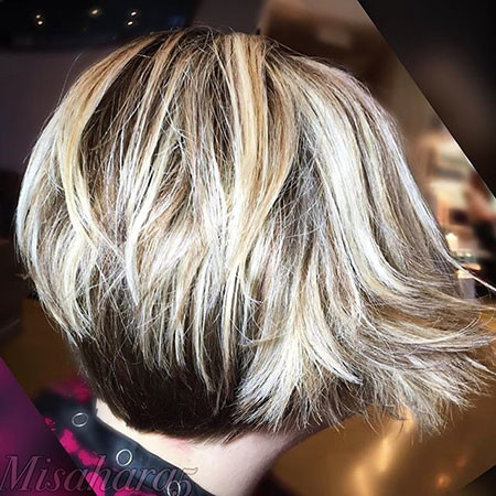 Pretty-Color New Bob Hairstyles 2019