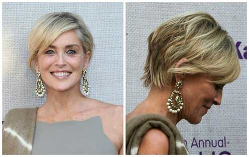 Short-Hair-for-Women-Over-50 Short Hair Styles For Women Over 50