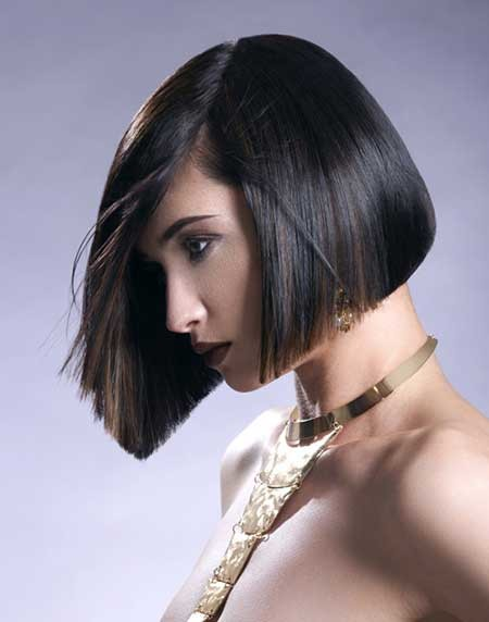 Short-Straight-Bob Short Cuts for Straight Hair