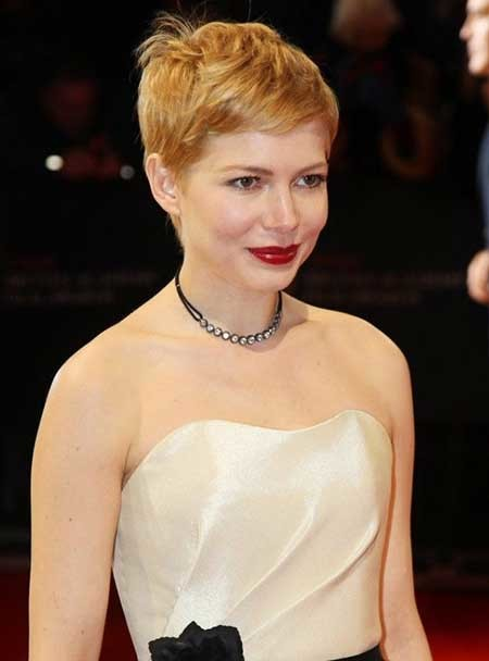 Super-Short-Messy-Pixie-Haircut Short Pixie Cuts for Women