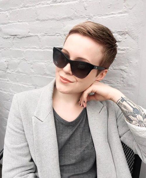 Too-Short-Hair Latest Short Haircuts for Women 2019