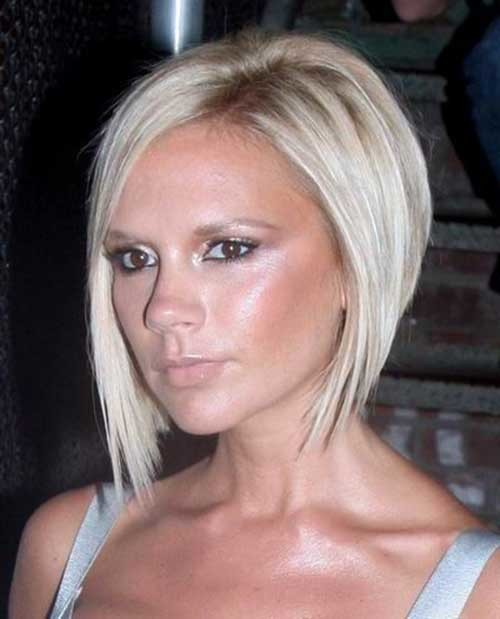 15.Victoria-Beckham-Short-Hair Victoria Beckham Short Blonde Hair