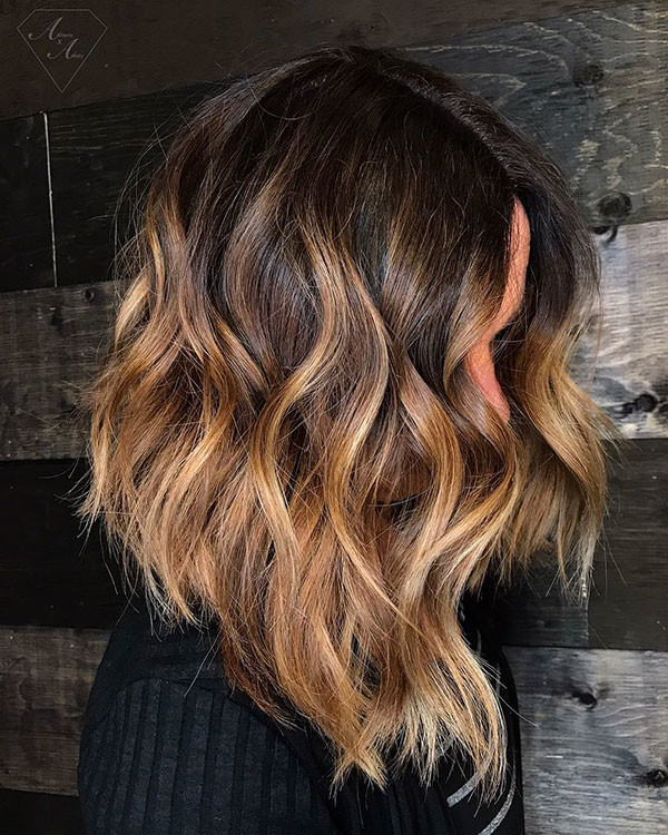 16-short-haircuts-for-thick-wavy-hair New Short Wavy Hair Ideas in 2019