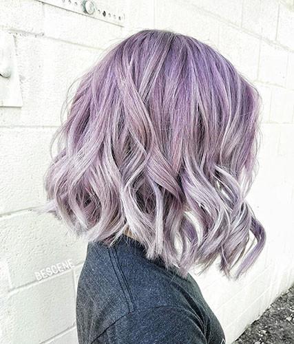 16-wavy-bob Latest Bob Haircut Ideas for 2019