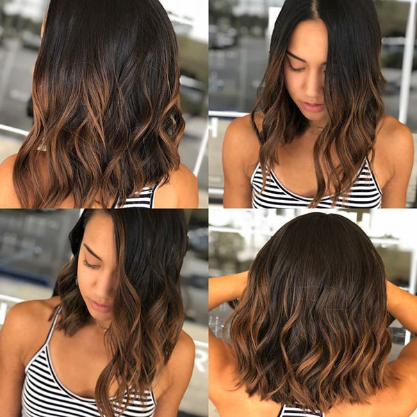 17-short-hairstyles-for-thick-wavy-hair New Short Wavy Hair Ideas in 2019