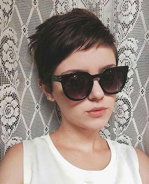 2019-Very-Short-Pixie-Haircut Short Pixie Haircuts for Pretty Look