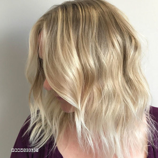 30-short-wavy-blonde-hair New Short Wavy Hair Ideas in 2019
