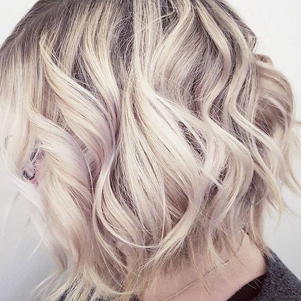 33-short-wavy-curly-hair New Short Wavy Hair Ideas in 2019