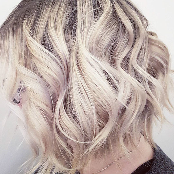 33-short-wavy-curly-hair New Short Wavy Hair Ideas in 2019