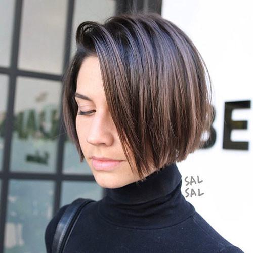 34-short-bob-hairstyles Latest Bob Haircut Ideas for 2019
