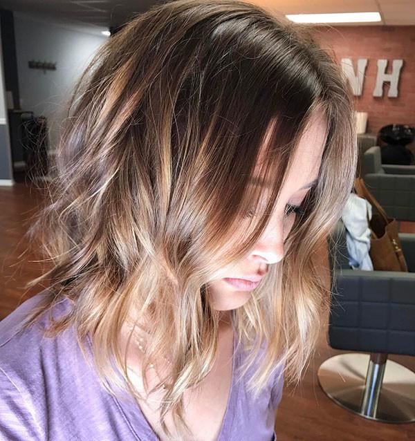 34-short-wavy-hair-women New Short Wavy Hair Ideas in 2019