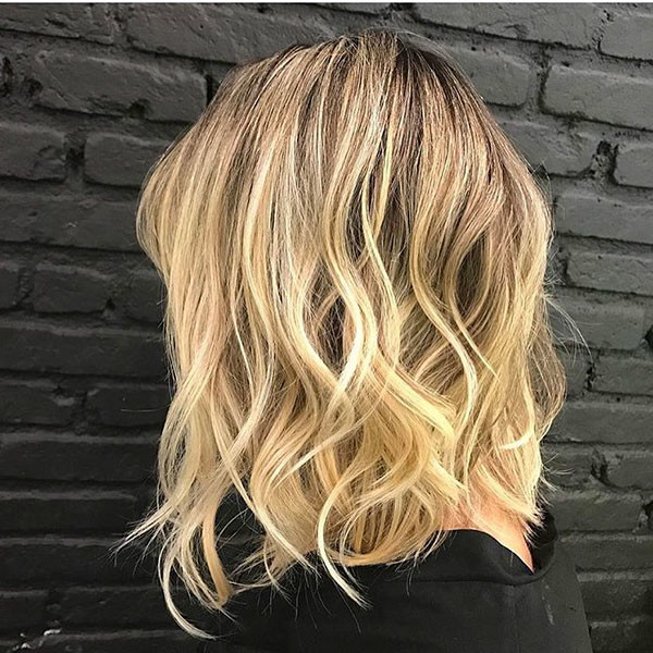 39-short-wavy-hairstyles New Short Wavy Hair Ideas in 2019
