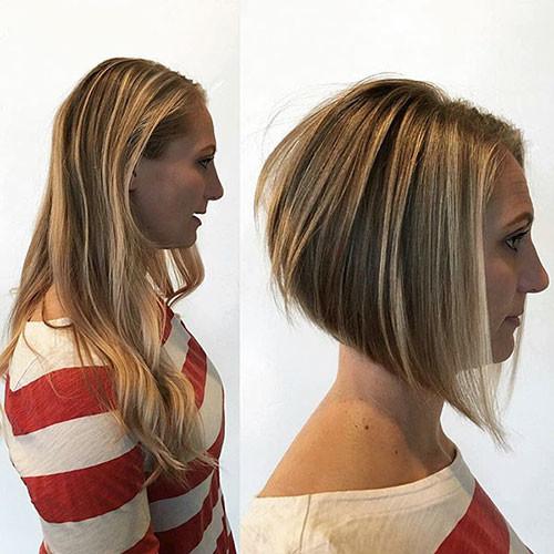 42-inverted-bob Latest Bob Haircut Ideas for 2019
