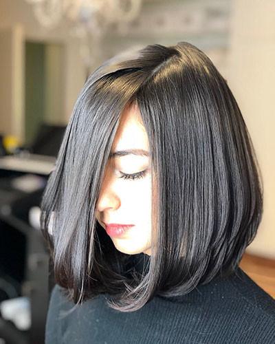 72-medium-length-bob Latest Bob Haircut Ideas for 2019