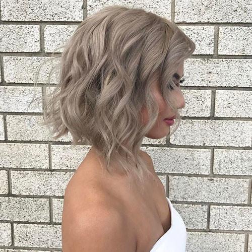 Ash-Blonde-Short-Hair New Ash Blonde Short Hair Ideas