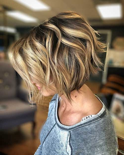 Balayage-Short-Hair-2 Best Hairstyle Ideas for Short Hair