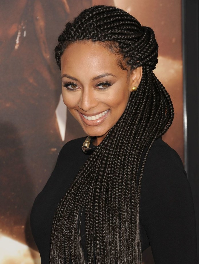 Box-Braids-1 Easy Natural Hairstyles for Black Women