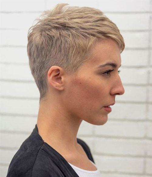 Boyish-Haircut-for-Girls Short Pixie Haircuts for Pretty Look