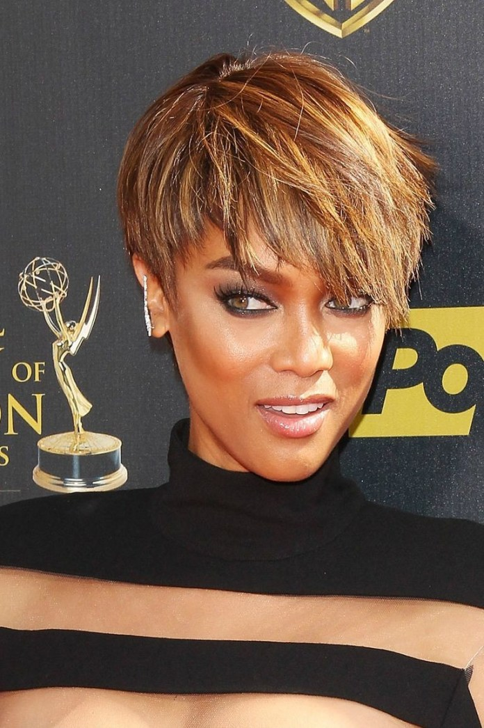 Brilliant-Highlights Best Short Hairstyles for Black Women
