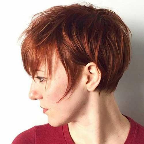 Chic-Pixie-Haircut Cute Pixie Cuts