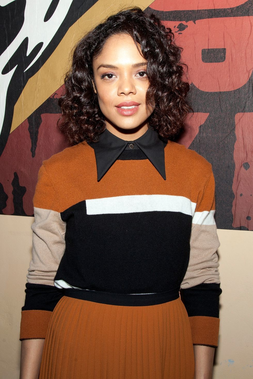 Curled-Bob Best Short Hairstyles for Black Women