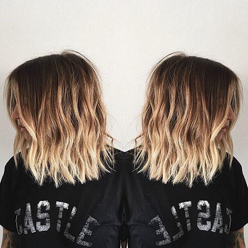 Cute-Lob-Hairstyles Latest Bob Haircut Ideas for 2019