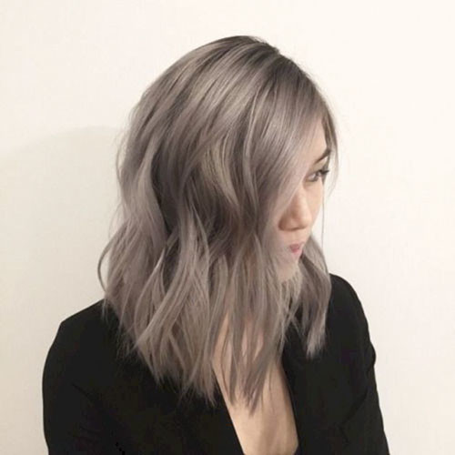 Dark-Ash-Blonde-Bob New Ash Blonde Short Hair Ideas