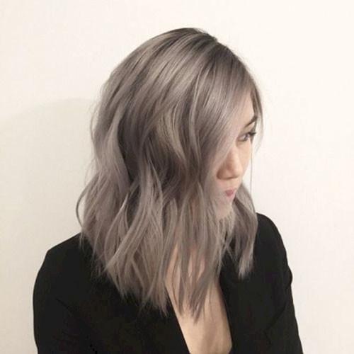 Dark-Ash-Blonde-Bob New Ash Blonde Short Hair Ideas