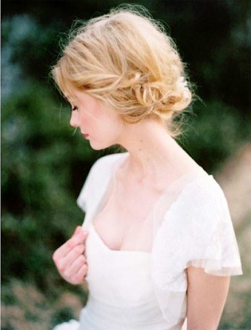Diy-wedding-hairstyles-2019 Short Wedding Hair Ideas