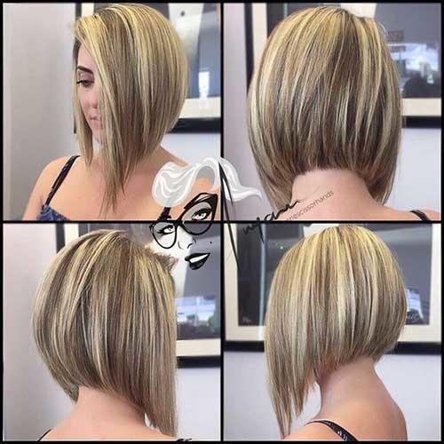 Easy-Short-Haircut Asymmetrical Short Haircuts for Fabulous Look