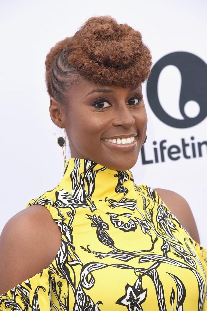 Elegant-Updo Best Short Hairstyles for Black Women
