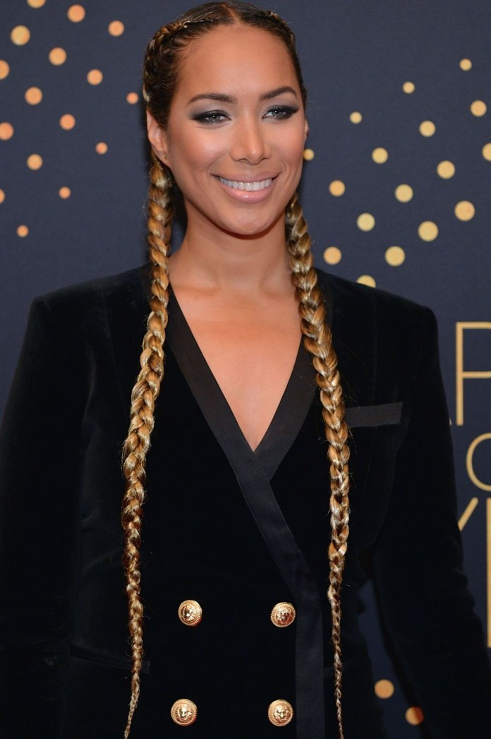 French-Braids Easy Natural Hairstyles for Black Women