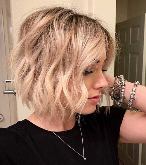 Hairstyle-for-Short-Hair-1 Best Hairstyle Ideas for Short Hair