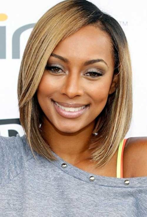 Keri-Hilson-Dark-Roots-and-Blonde-Bob Keri Hilson Blonde Bob Hairstyles