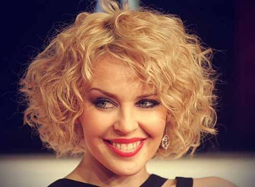 Latest-Curly-Short-Hairstyles-17 Latest Curly Short Hairstyles 2019