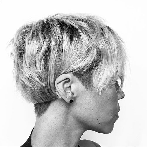 Layered-Pixie-Cut-1-1 Best Short Layered Pixie Cut Ideas 2019