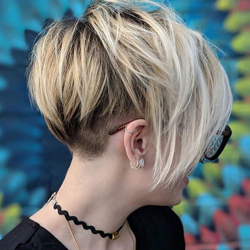 Long-Layered-Pixie-Cut-1-1 Best Short Layered Pixie Cut Ideas 2019