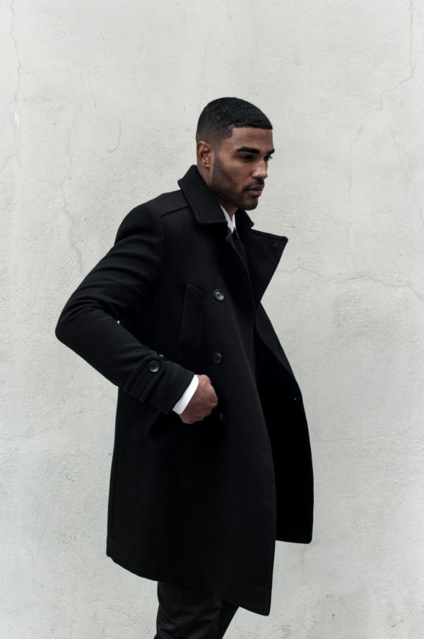 Mid-Fade-with-Waves Must-Try Hairstyles For Black Men