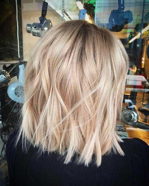 New-Short-Blonde-Hair Striking Short Hair Ideas for Blondies