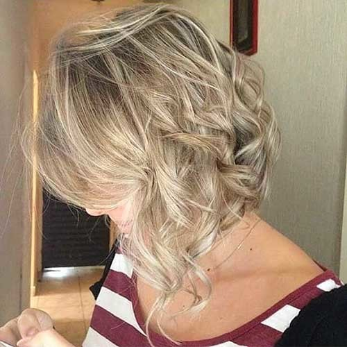New-Short-Curly-Hairstyles-for-Women Most Magnetizing Hairstyles for Curly and Wavy Hair