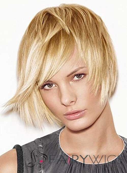 New-Style Short Haircut Pics for Straight Hair