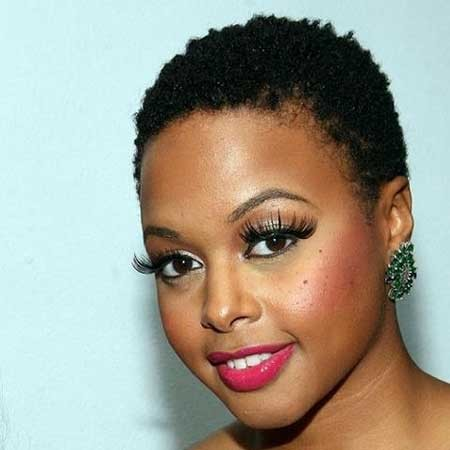 Nice-and-Charming-Curly-Pixie-Cut The best short haircuts for black women