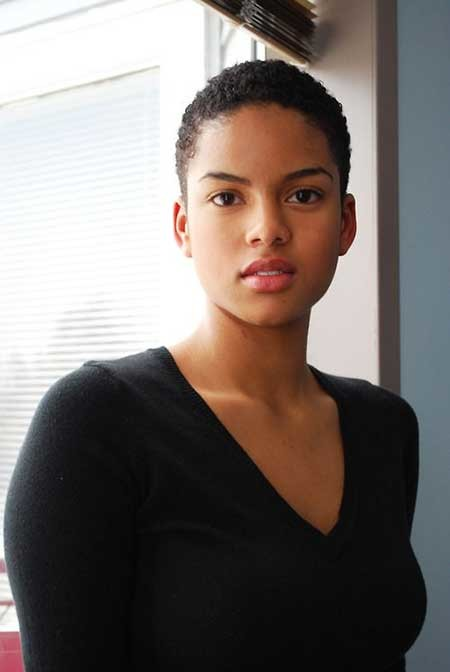 Nice-and-Pretty-Short-and-Lovely The best short haircuts for black women