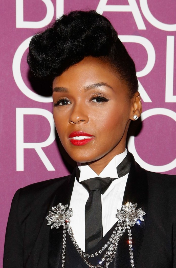 Pompadour-1 Easy Natural Hairstyles for Black Women