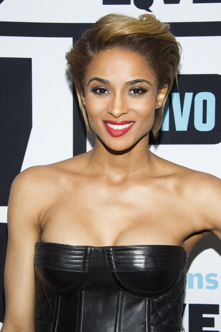 Pompadour Best Short Hairstyles for Black Women