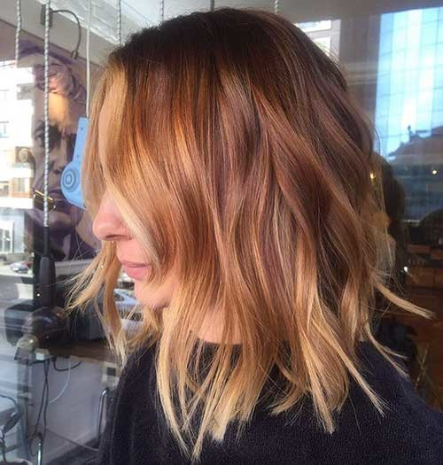 Rose-Gold-Copper-Hair Cool Short Hairstyles You Can Rock This Summer